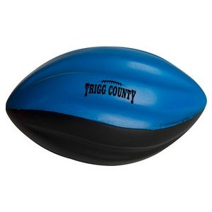 Throw Football Squeezies® Stress Reliever