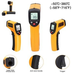 Industry Non-Contact Digital Infrared Thermometer