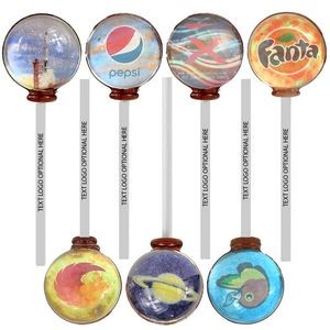 iPosh LogoPOP Lollipops (Natural Sugar)