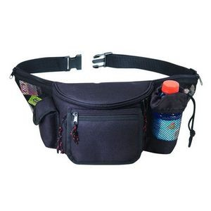 Poly Deluxe Seven Pocket Sports Fanny Pack
